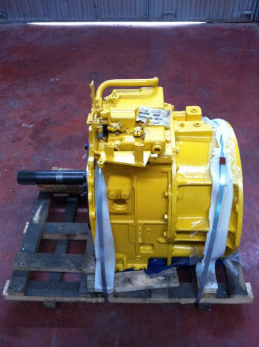 Converter and Transmission Komatsu D375A-3 195-15-03012 and 711-67-03010